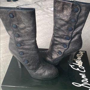 Sam Edelman crackle platform boot Size 9.5
